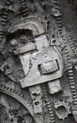 'Henge', Glenrothes, Scotland (SpaceLightOrder) Tags: sculpture architecture concrete scotland fife bobdylan beatles publicart 1970 newtown henge glenrothes pitteuchar davidharding townartist