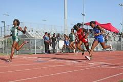 D104482A (RobHelfman) Tags: sports losangeles track highschool hawkins trackmeet crenshaw leaguerelays
