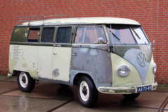 "AR-73-49 Volkswagen Transporter Microbus 1957 • <a style=""font-size:0.8em;"" href=""http://www.flickr.com/photos/33170035@N02/14001666382/"" target=""_blank"">View on Flickr</a>"