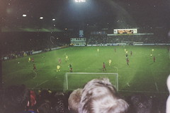 Crystal Palace v Coventry City (2-1) 01/10/1990 (seasider2013) Tags: park city uk london october crystal palace 01 coventry nineties 1990s 1990 versus cpfc selhurst 90's jerseyetcc1990