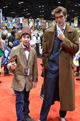 Doctor Who (theatregirl25) Tags: chicago nerd place geek mccormick 2014 c2e2 chicagocomicandentertainmentexpo april2014 copyrightangelamartin pleaseaskpermissionbeforeusingmypictures