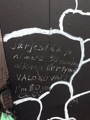 Before I Die Helsinki 2014