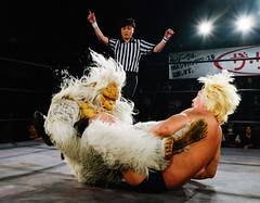 Yeti Wrestler, Kabukicho