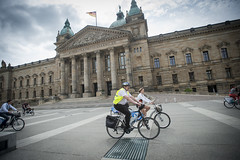 Cultural Bicycle Tour in Leipzig