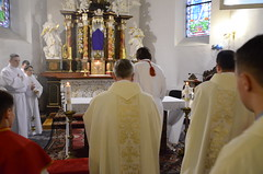 DSC_3354 (MichalParafia) Tags: church parish easter michael archangel koci paschal suba triduum parafia ng polkowice michaa m