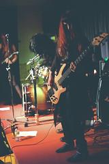 Seb@stjan (Seb@stjan) Tags: girls mist girl metal night lens drums 50mm nikon bend bass guitar body live stage performance band slovenia singer nina slovenija nikkor ema cid ptuj slovenian d610 skupina nea nikonphotography nikonphotographers nikond610