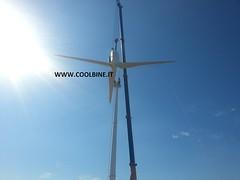 20 Distributore Minieolico Coolbine s.r.l. italia
