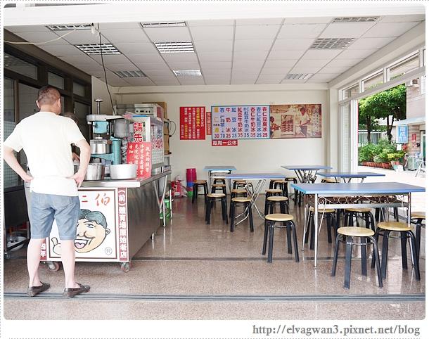 台南-安平杏仁伯-杏仁豆腐冰-前體育公園-3
