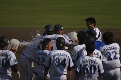 DSC05273 (shi.k) Tags: 横浜ベイスターズ 140601 イースタンリーグ 平塚球場 サヨナラ勝ち