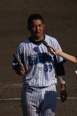 DSC05304 (shi.k) Tags: 横浜ベイスターズ 140601 嶺井博希 イースタンリーグ 平塚球場