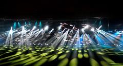 Spot on (Evelien Gerrits) Tags: light licht glow patrick eindhoven philips psv artificiallight lightart lightinstallation afterlight lichtkunst philipsstadion lichtstad lightartfestival noralie glow2013 clashlight patrickslots