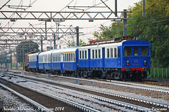 EB 740 01 (Simone arcano) Tags: treno ferrovia fnm ferrovienord novatemilanese ferrovienordmilano trenostorico e6003 eb74001 simonecarcano trenord 125fnmferrovienordmilano opendaytrenord