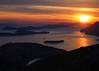 Dubrovnik Sunset (pantha29) Tags: sunset sun reflection water boat croatia zuiko dubrovnik endoftheday 1240mm