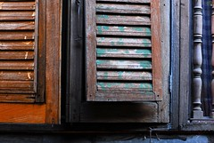 Window shutters (Prairie_Wolf) Tags: travel windows window thailand photography asia seasia southeastasia bangkok travelphotography windowshutter woodenshutters rachelmackayphotography