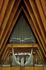 The vault - 3 (jmvnoos in Paris) Tags: paris france nikon pierre jacques 92 chapelle pipeorgan orgues collge rueilmalmaison d700 chret jmvnoos considre pierreconsidre jacquesavoinet avoinet passybuzenval