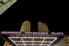 Potsdamer Platz, Berlin ( www.borais.com) Tags: city travel berlin architecture germany square europe european hauptstadt bahnhof landmark stadt potsdamerplatz architektur sight zentrum mitte tiergarten reise berlinmitte publicsquare bundeshauptstadt potsdamsquare potsdamerplatzstation