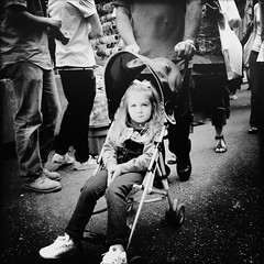 The Beautiful Stare (Joel Levin Photography) Tags: urban blackandwhite bw usa philadelphia girl eyecontact pretty candid streetphotography philly allrightsreserved iphone mobilephotography joellevin iphone5 thedefiningtouch iphoneography editedanduploadedoniphone ©joellevin