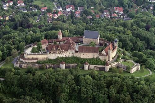 Luftbild Oberfranken am 20.05.2014