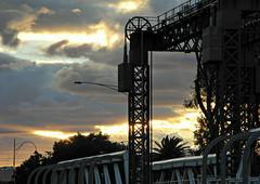 Swan Hill - Murray River Liftspan Bridges  03 (Markus Lske) Tags: swan hill australia victoria australien swanhill lueske lske