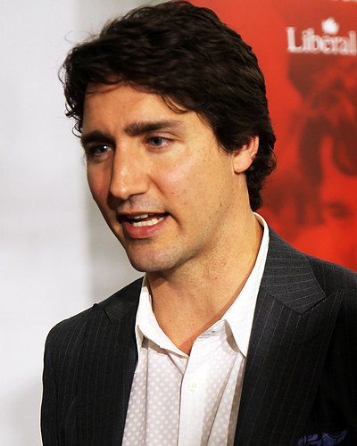 Justin Trudeau, From FlickrPhotos