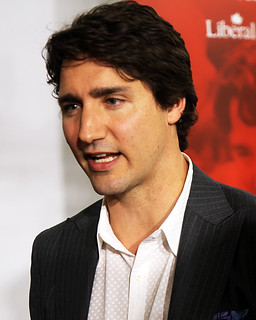 From flickr.com/photos/58246681@N03/14301280942/: Justin Trudeau