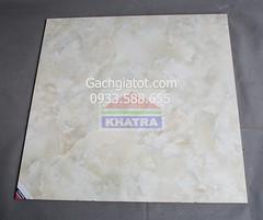 Gạch bóng kiếng 3D cẩm thạch xanh (80x80)