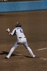 DSC05261 (shi.k) Tags: 横浜ベイスターズ 140601 イースタンリーグ 平塚球場 松本啓二朗