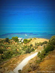 Zakynthos island, Greece (Terezaki ✈) Tags: travel blue trees light sea summer seascape green nature landscape photography coast boat photo holidays mediterranean day village searchthebest path hellas greece zante zakynthos pictureperfect naturesfinest location4 ionianislands 100faves 100fav anawesomeshot flickrdiamond vacatiob theperfectphotographer zakynthosisland ioniancoast natureselegantshots fiordilevante isoladoro