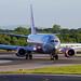 Jet2 com Boing 737 377 G CELU Manchester Airport 19th June 2013 01