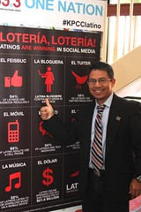 Edgar Mejia at the 2014 Latina Conference
