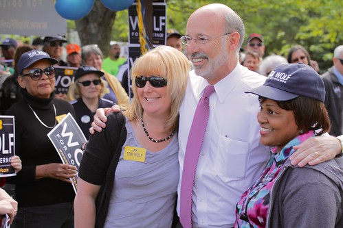 Mt. Wolf GOTV Rally by wolfforpa, on Flickr