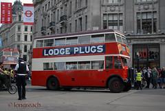Year of the Bus Cavalcade : 'G351' (Longreach - Jonathan McDonnell) Tags: street bus for your englandlondon london transport transport mayor dsc0080 tflyear cavalcaderegent streetlondon associationlondon londonlove busyear busregent