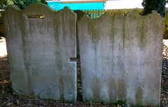 Hendry / Willis headstones