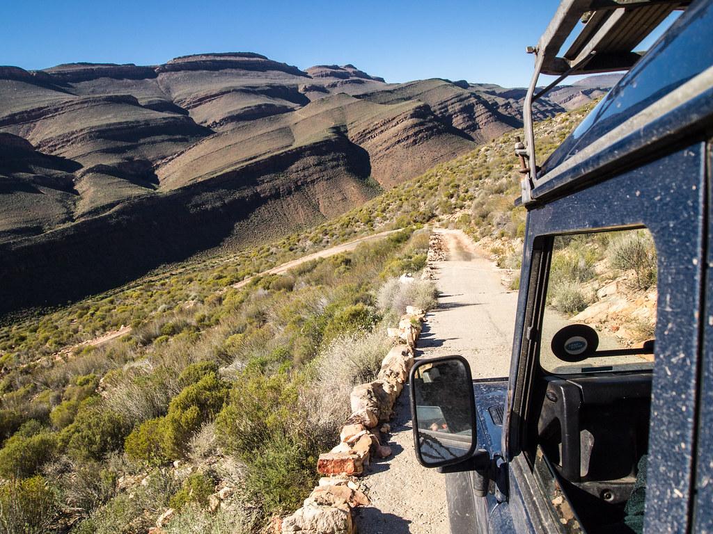 The Cederberg Roads, Cederberg, South Africa