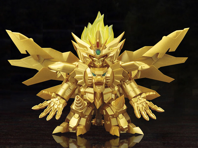 D-Style 勇者王GaoGaiGarFINAL 金色的破壞神 始源我王凱牙