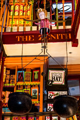 Diagon Alley details at Universal Orlando (insidethemagic) Tags: detail sign costume florida harrypotter universalstudios prop universalorlando hogwartsexpress diagonalley knockturnalley wizardingworldofharrypotter universalorlandoresort
