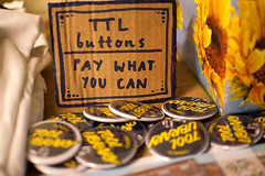 Tool Library Buttons, a grassroots project in the making!