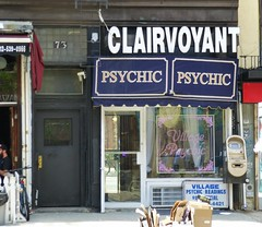 Psychic, 73 Second Avenue, East Village.