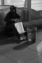 IMG_1678.jpg (mikepirnat) Tags: street travel vacation people blackandwhite musician music chicago night drums illinois bucket downtown cities sidewalk michiganavenue