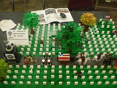 World War Brick 2014  067 (TooMuchDew) Tags: lego wwb brickarms dansiskind brickmania worldwarbrick brickmaniatoyworks wwwworldwarbrickcom worldwarbrick2014