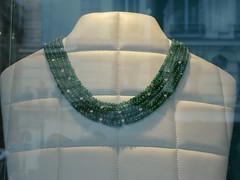 CIMG8888 (Akieboy) Tags: paris france necklace jewelry jewellery gems emerald placevendome emeraldbead
