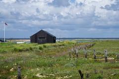 Boathouse - Newtown Harbour (Rob Jennings2) Tags: isleofwight boathouse newtown saltmarsh iow sealavender newtownharbour