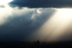 touchdowN (niK10d) Tags: clouds slow eltonjohn firenze manual duomo shilouette lightbeam pentaxk10d 135mmf25asahitakumar