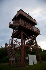 Watchtower (CIFOR) Tags: tower asia malaysia forests verticals danumvalley cifor