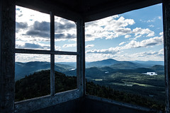 Goodnow Mountain (Ryan Wichelns) Tags: published hiking adirondacks firetower