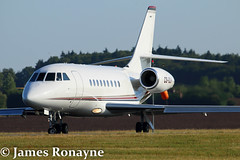 CS-DLH | Dassault Falcon 2000EX | NetJets (james.ronayne) Tags: beautiful closeup canon raw 2000 sunny aeroplane sharp falcon stunning 149 netjets dassault bizjet ltn 70d eggw csdlh