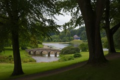 Family Day at Stourhead, Wiltshire - July 2014 (tonyd1947) Tags: web val will stourhead miranda wiltshire kirsty wyn stourheadwiltshire