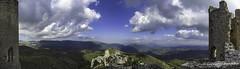Rocca calascio (lord_chimico) Tags: panorama italia rocca abruzzo calascio roma2014