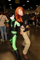Kim Possible (Neflem) Tags: cosplay kimpossible shego tampabaycomiccon