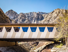 Palm Springs Aerial Tramway (Chimay Bleue) Tags: albert frey robson chambers midcentury modernism modernist design architecture aerial tramway tram valley station corrugated siding